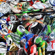 Переработка отходов алюминия